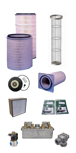 Baghouse Cartridge Filters Accessories
